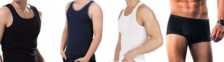 Boxershorts & Unterhemden
