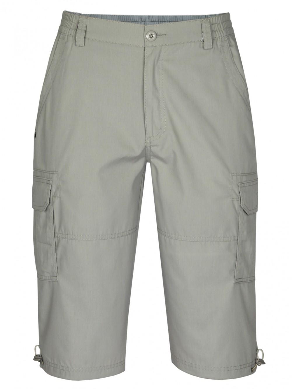 Cargo-Bermudas, Cargo Shorts, kurze Hose für Herren - Beige
