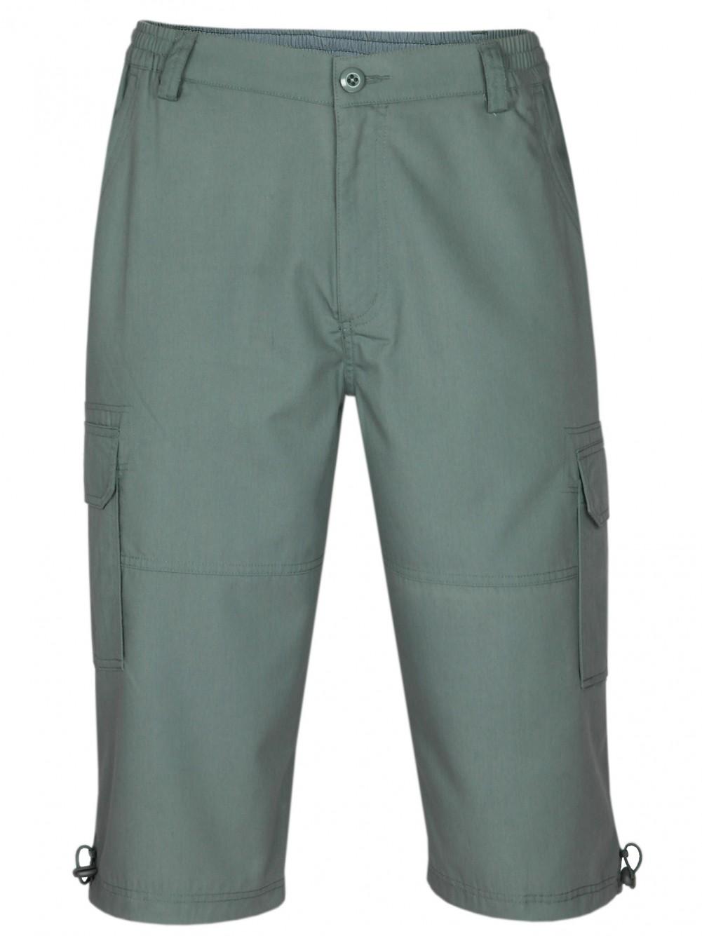 Cargo-Bermudas, Cargo Shorts, kurze Hose für Herren - Okiv