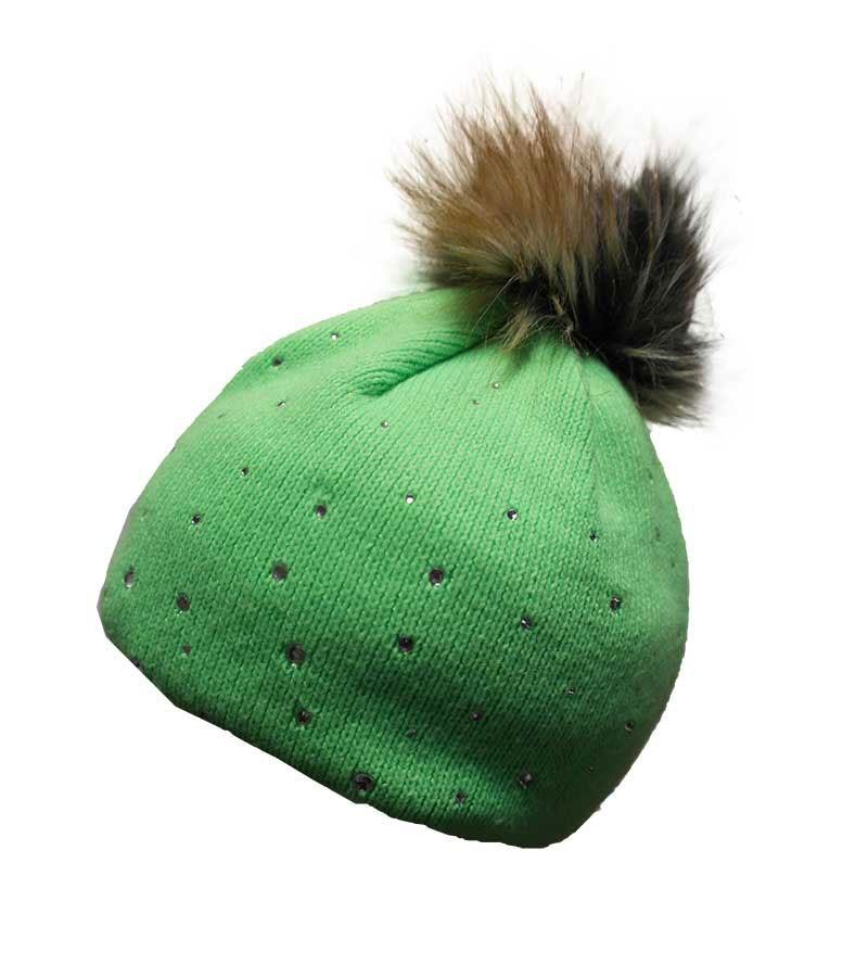 SOLIBI- Mütze - Lawn Green