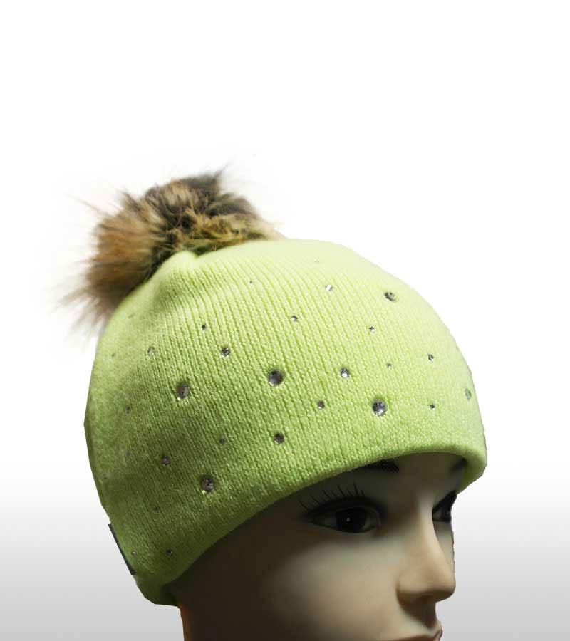 SOLIBI- Mütze - GreenYellow