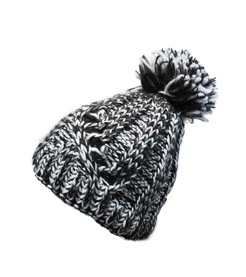 CZAPKA Beanie  Mütze - schwarz