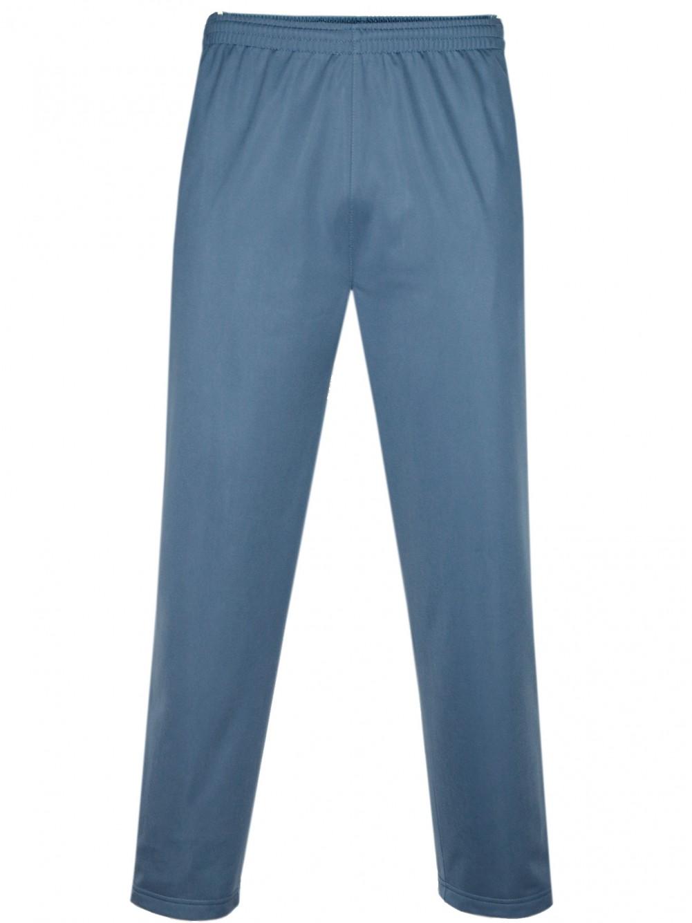Herren Sporthose mit Seitenknopfleiste - Grau