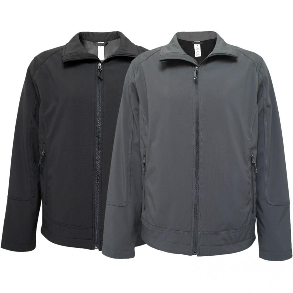 MIAN Softshell- Outdoor Jacke, Übergangsjacke, Sommerjacke Taillenlang 2 Farben