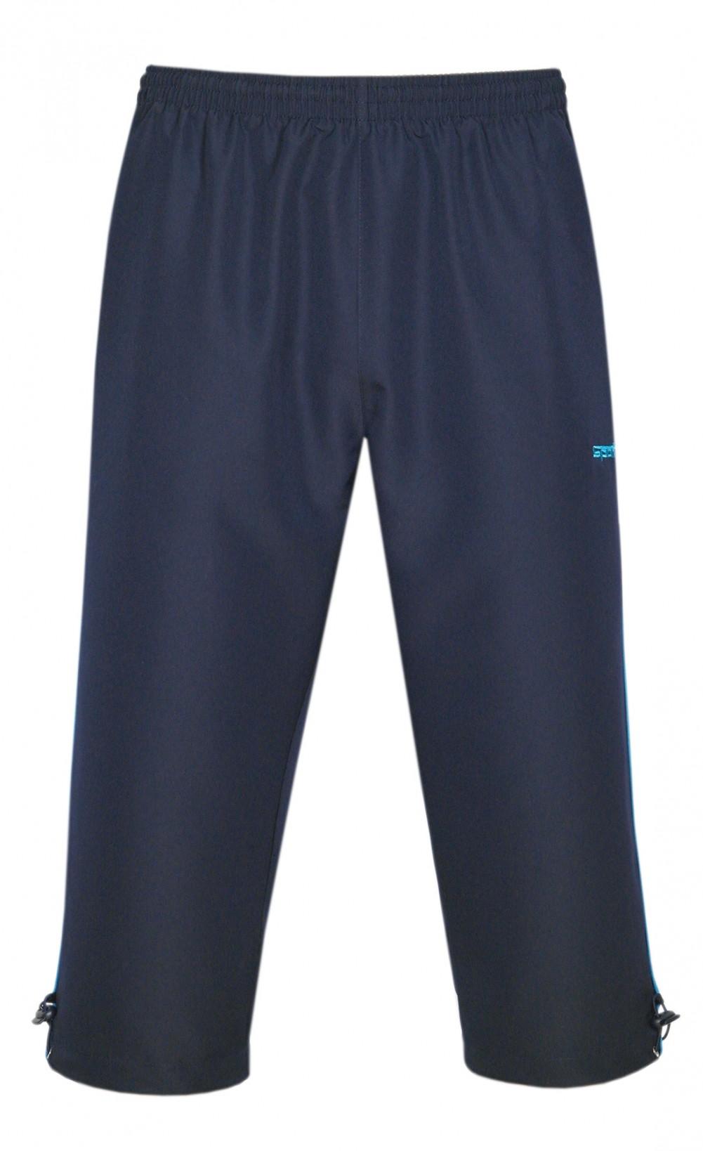 Microfaser 3/4 Hose - Bermudas Shorts Herren - Dunkelblau