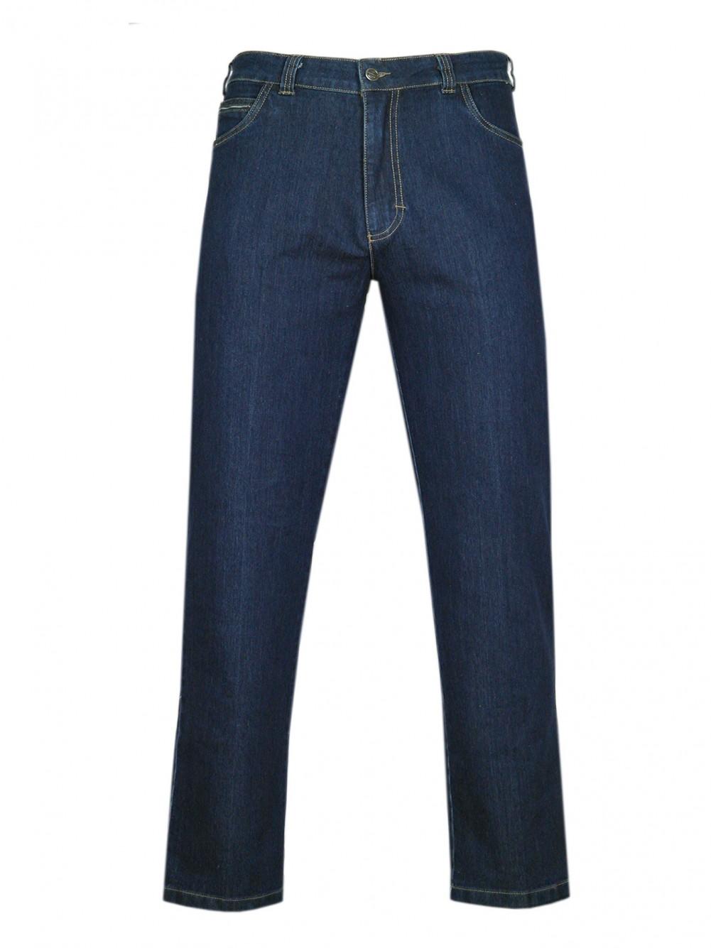 Stretch-Jeans, modische Stretchhosen für Herren - Blue