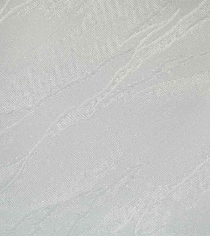 Runde Damast Tischdecken - weiß