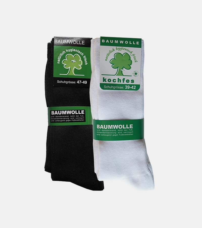 Hygiene  Socken 5 Paar
