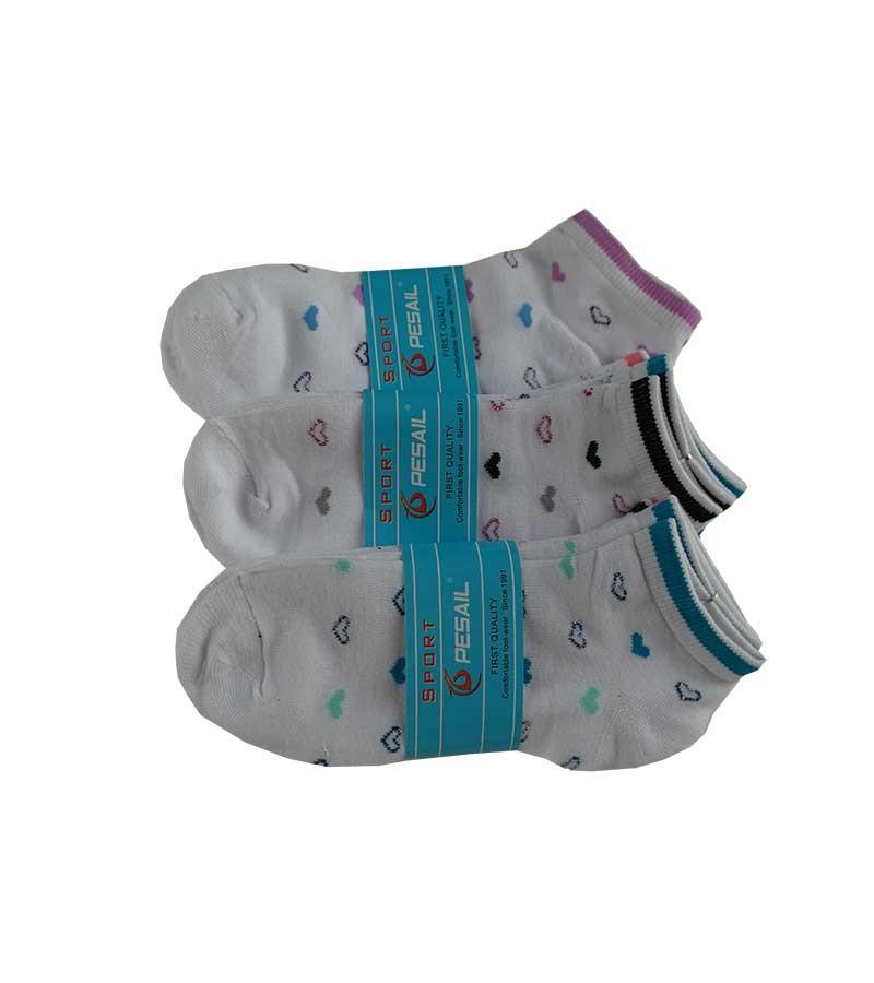 Modische Socken Damen in sportliche Design