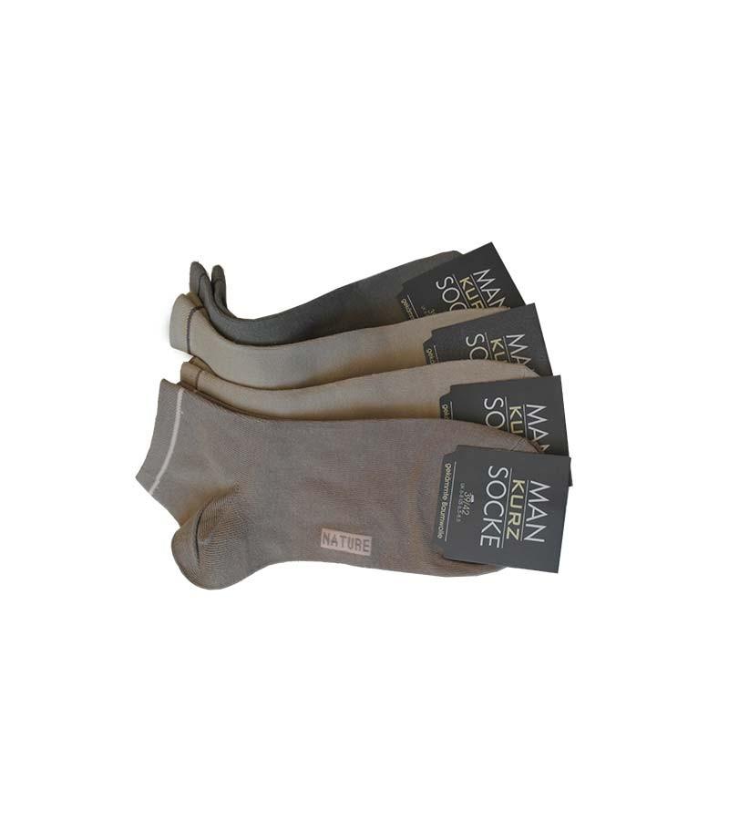 Kurze Socken für Männer 43-46