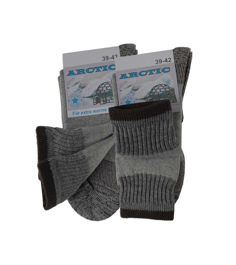 Warme Herrensocken 43-46