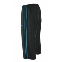 Microfaser 3/4 Hose - Bermudas Shorts Herren - Schwarz