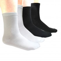 10 Paar Ladies Bamboo Socks Socken aus Bambusfarsern für Damen 2 Farben 3D ansicht