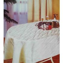 Ansicht zu oval damast Tischdecken