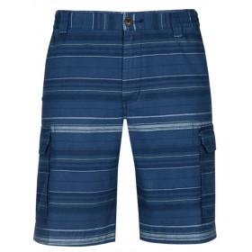 MIAN Herren Shorts Cargo Bermuda 100% Baumwolle