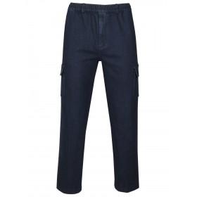 Herren Stretch Jeans Schlupfhosen Herbst-Kollektion