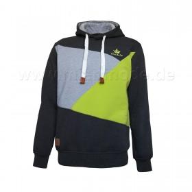 Sweatshirts Sportswear Kapuzenpullis Pullover mit Ellenbogen Patches