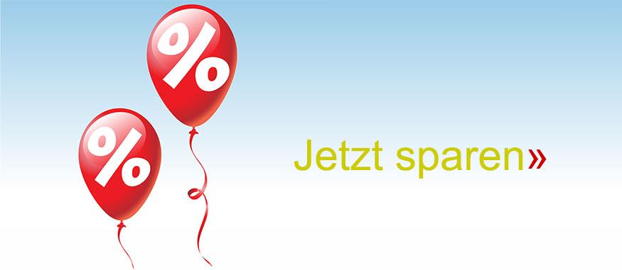 Sale - Schnäppchen & Rabatte
